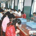 1985初めての中国進出工場