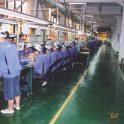 2000韶関工場設立生産ライン